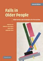 Falls in older people 2nd edition