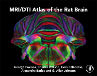 Cover of textbook MRI?DTI Atlas of The Rat Brain