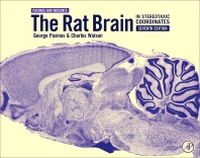 Cover of textbook The Rat Brain