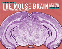 Cover of textbook The Mouse Brain