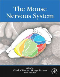 Cover of textbook The Mouse Nervous System